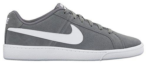 Nike Court Royale Suede Zapatillas de tenis, Hombre Gris / Blanco (Cool Grey / White)