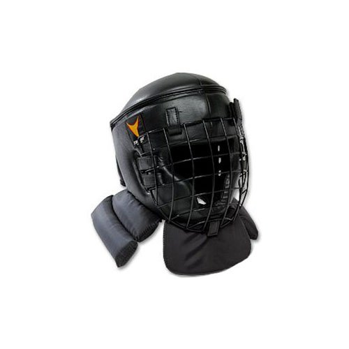 ProForce Thunder Padded Combat Head Guard with Face Cage - ()