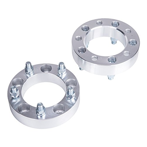 Orion Motor Tech 1.5 inch 2012-2017 Dodge Ram 1500 Wheel Spacers Adapters 5x5.5/5x139.7 | 14x1.5 Studs - 2pcs