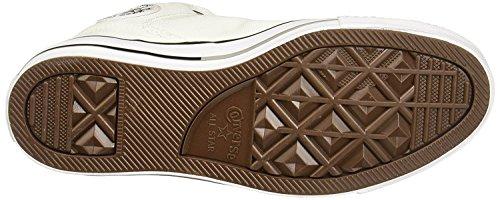 Converse Unisex Chuck Taylor All Star Hoge Straat Kurim Midi Sneaker Medium Olijf / Zwart