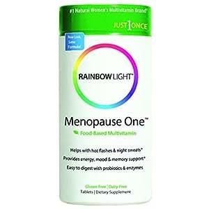 rainbow light just once menopause one multivitamin tablets. Black Bedroom Furniture Sets. Home Design Ideas