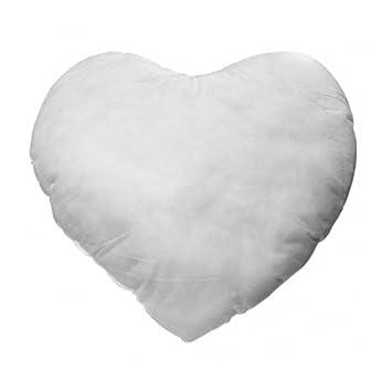 5 x Printable de sublimación forma de corazón almohada ...