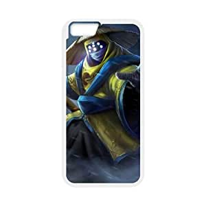 League of Legends(LOL) Jax iPhone 6 4.7 Inch Cell Phone Case White 11A075861
