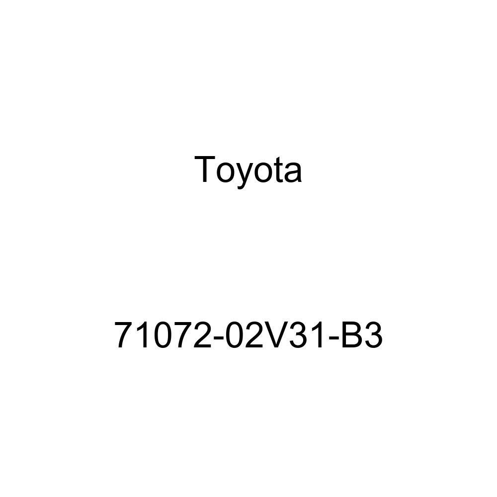 TOYOTA Genuine 71072-02V31-B3 Seat Cushion Cover