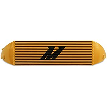 Mishimoto MMINT-FOST-13GD Gold Ford Focus ST Performance Intercooler, 2013+
