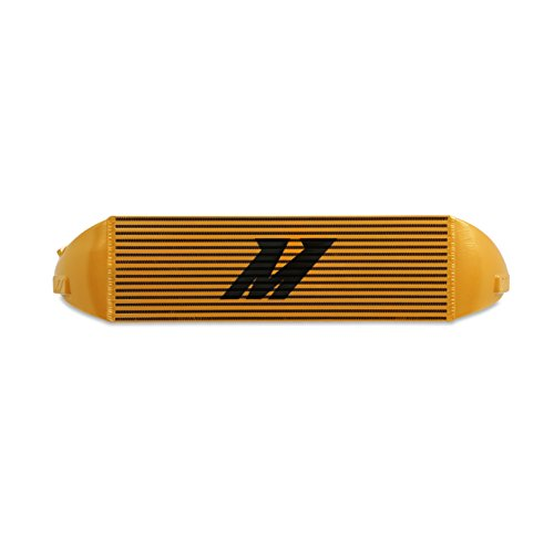 (Mishimoto MMINT-FOST-13GD Gold Ford Focus ST Performance Intercooler, 2013+ )