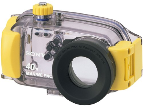 Sony MPKPHA Marine Pack for DSCP8, DSCP10, DSCP73, DSCP93, DSCP100 & DSCP150 Digital Cameras Cyber Shot Marine Pack
