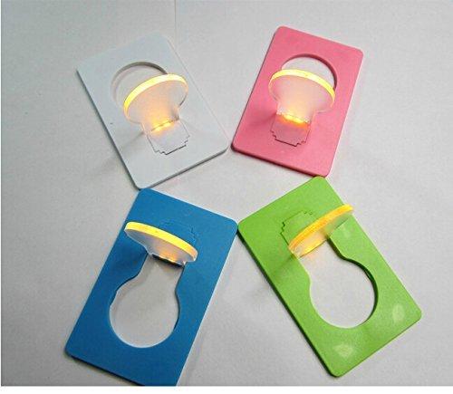 Lightbulb card