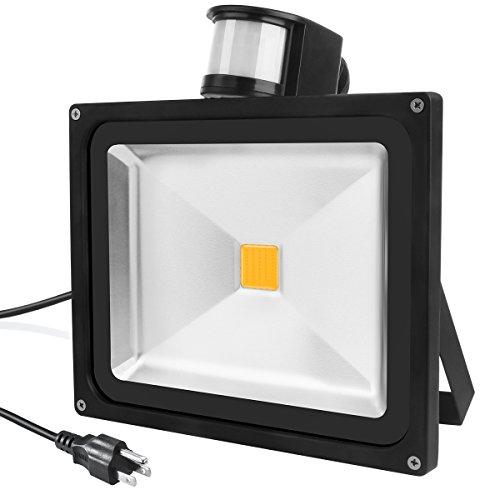 Motion Sensor Flood Light Blinking in US - 4