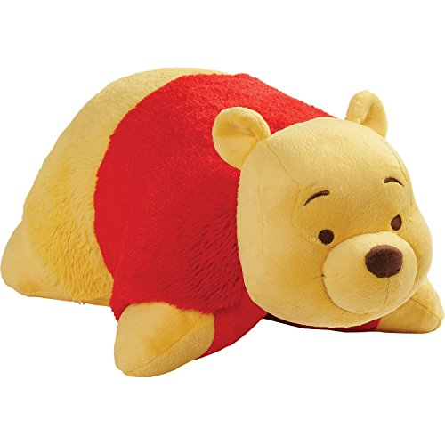 "Pillow Pets Disney, Winnie The Pooh, 16"" Stuffed Animal Plush from Pillow Pets"