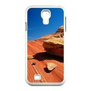 Diy Lovely Desert Phone Case for samsung galaxy s4 White Shell Phone JFLIFE(TM) [Pattern-1] by mcsharks