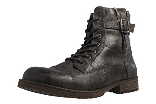 Mustang Boot, Stivali Classici Uomo Grau