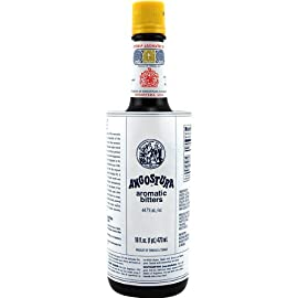 Angostura Aromatic Bitters, 16oz (Pack of 6) 9 Low Calorie Low Fat Low Sodium