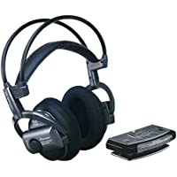 PIONEER Digital Cordless Surround Headphone SE-DIR800CII Headphone with the transmitter