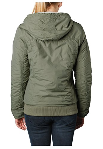 Middle Blousons Vestes green Veste Femme amp; D'hiver Kaela Sublevel T0xqA6w