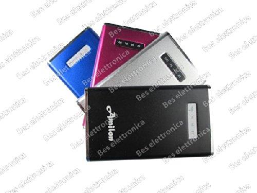 Batteria esterna ma iphone ipod usb caricatore alimentatore