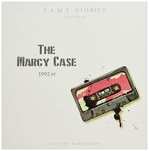 Asmodee Time Stories: The Marcy Case Expansion