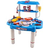 Little Doctors Deluxe Medical Doctor Playset for Kids by DOCTOR SET