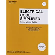 ONT Electrical Code Simplified: 2009 - 2011