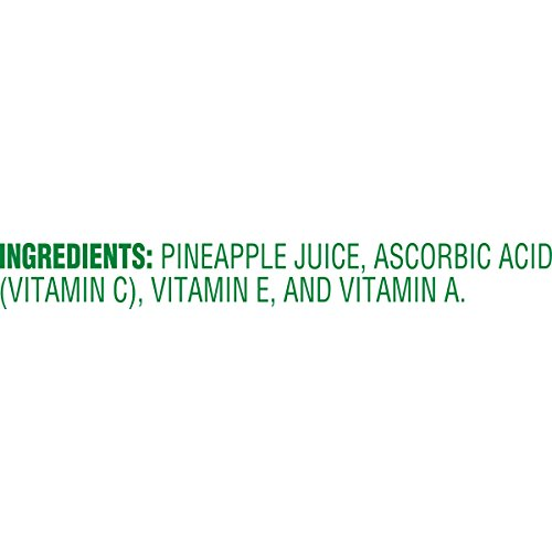 Dole 100% Pineapple Juice, 6 Ounce Can (Pack of 6), Pineapple Juice in Individual-Serving Cans, Great for Smoothies Drinks Marinades Desserts and More by Dole (Image #4)