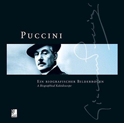 Puccini: A Biographical Kaleidoscope (Book & 4-CD Set)