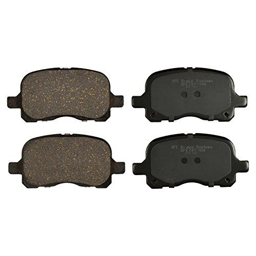 98 toyota corolla brake pads - 6