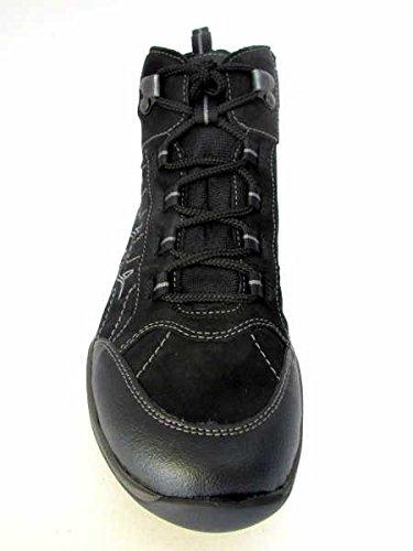 Black Boots womens Zip Dorndorf Remonte Black gXHcFH
