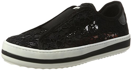 Femme Lace Desigual Basses Sneakers Funk HnwqTB1