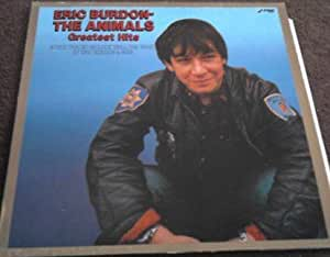 Eric Burdon: The Animals Greatest Hits [Vinyl LP] [Stereo] [German Import]