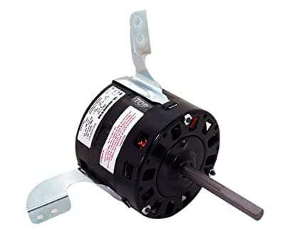 A.O. Smith OML6435 1/5 HP, 1050 RPM, 1 Speed, 42 Frame, CCWLE Rotation, 1/2-Inch by 3-5/8-Inch Shaft OEM Direct Replacement