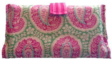 Diaper and Wipe Holder in Angelfish Paisley by Button