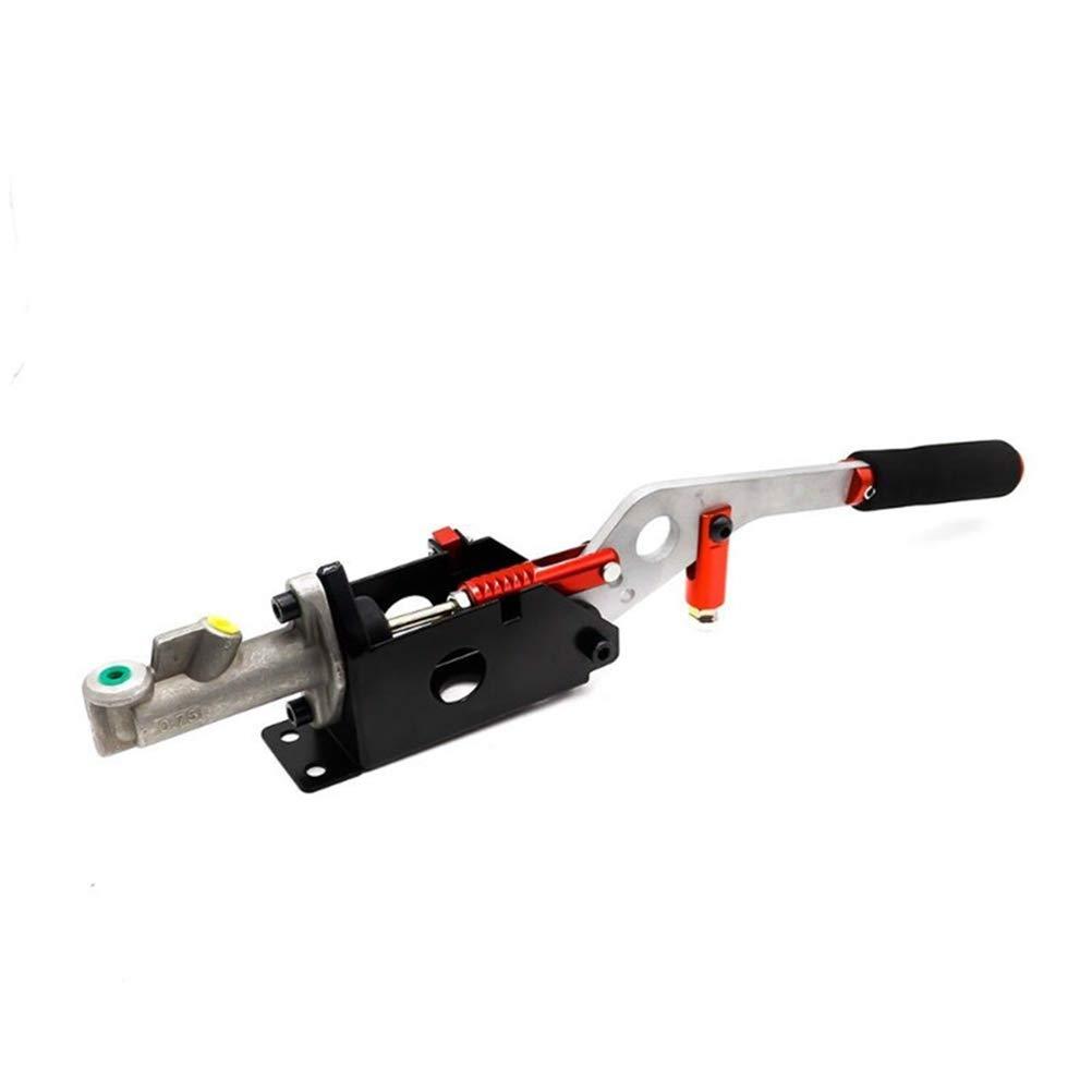 Accessori auto Universal Hydraulic Horizontal Racing Drift Freno a mano Mano E Freno di stazionamento del freno,Red