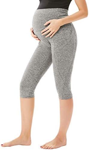 Womens Maternity Active Lounge Shorts product image