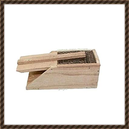 Generic Wooden Cage/Pinjra/Catcher/Trap for Small/Big Rats
