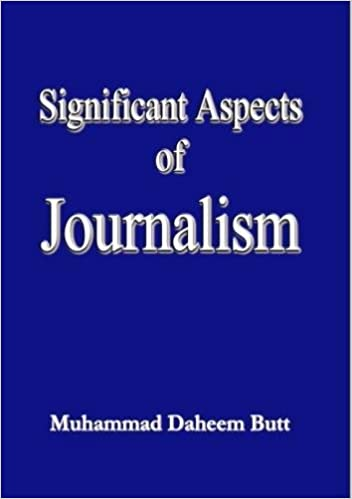 Book Significant Aspects of Journalism