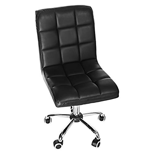 Casual Home Office Chair Fashion Backrest Chair Liftable Passenger Seat Reception Chair