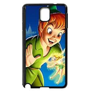 Samsung Galaxy Note 3 Cell Phone Case Black Peter Pan VCE_07656