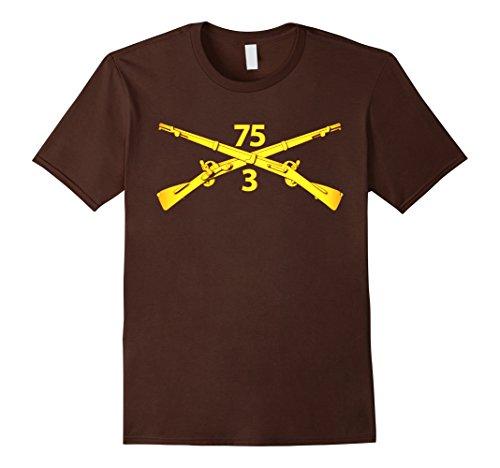 Mens 3rd Bn - 75th Infantry Regiment (Ranger) Tshirt 2XL ...