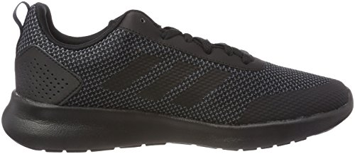 adidas Element Race, Chaussures de Running Homme, Noir Noir (Negbas/Negbas/Gricin 000)