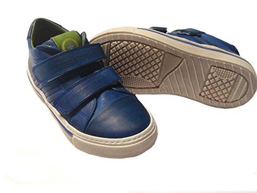 rondinella Sneaker mit Klettverschlüssen, blau, Gr. 29