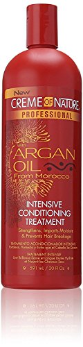 Creme of Nature Professional Argan Oil Intensive Conditioning Treatment, 20 Ounce -