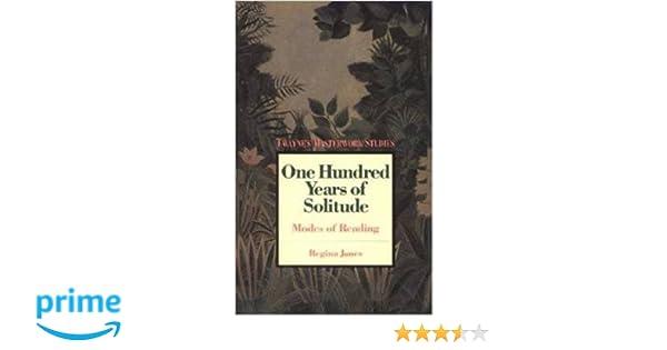 Amazon 100 years of solitude modes of reading twaynes amazon 100 years of solitude modes of reading twaynes masterwork studies series no 70 9780805779899 regina janes books fandeluxe Gallery