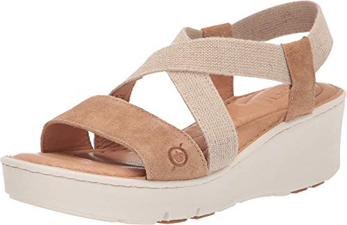 Born Women's Park Natural Jute Combo 6 M ()