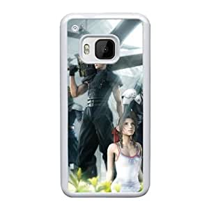 HTC One M9 Cell Phone Case White Zack Fair AS7YD3559014