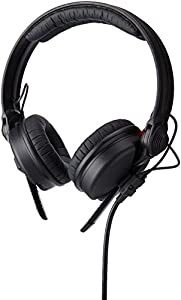 sennheiser hd 25 plus professional dj headphone with coiled straight cable. Black Bedroom Furniture Sets. Home Design Ideas
