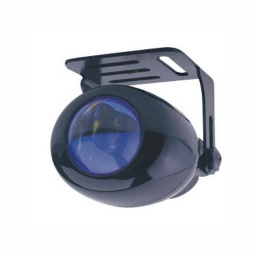 Car Fog Lights Blue, Pilot Auto Round Mini Projector for Car Fog Light Lamp, Blue ()