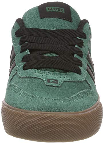 Chasseur vert Hommes Globe Tabac Chaussures Pour Planche Encore De 19982 Roulettes 2 Vert 1z1xpwFvq