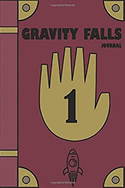Gravity Falls Journal : Fan edition diary with alien theme | 140 Pages | Perfect for people who loves watching Gravity Falls