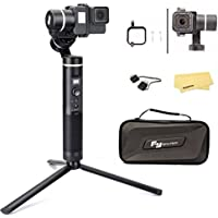 FeiyuTech Feiyu G6 Action Camera Gimbal Update Version of FY G5 stabilizer With Wifi + Blue Tooth OLED Screen Elevation Angle for GoPro Hero 6 5 Yi cam 4K Sony RX0