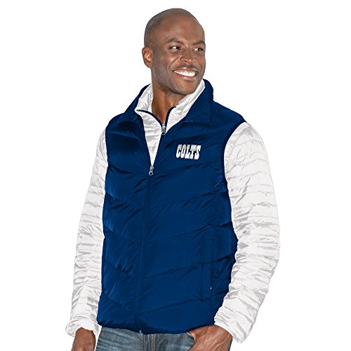 Nfl mens full-zip jacket indianapolis colts